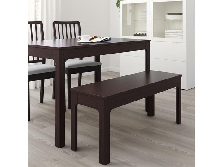 IKEA EKEDALEN Ławka, ciemnobrązowy, 105x36 cm Kategoria Ławki do salonu