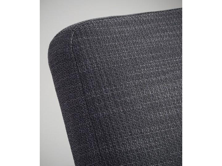 IKEA EKENÄSET Fotel, Hillared antracyt, Szerokość: 64 cm Kategoria Fotele do salonu Wysokość 76 cm Bawełna Tworzywo sztuczne Głębokość 78 cm Tkanina Drewno Stal Fotel inspirowany Kolor Szary
