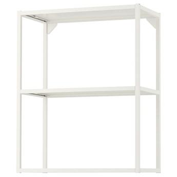 IKEA ENHET Korpus szafki z półkami, Biały, 60x30x75 cm
