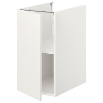 IKEA ENHET Sza st z pół/drzw, biały, 40x62x75 cm