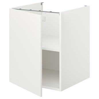 IKEA ENHET Sza st z pół/drzw, biały, 60x62x75 cm
