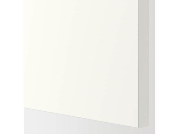 IKEA ENHET Sza st z pół/drzw, biały, 40x62x75 cm Płyta MDF Szafka dolna Kategoria Szafki kuchenne