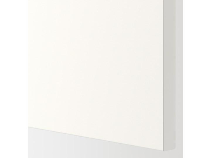 IKEA ENHET Szafka pod zlewozm/drzwi, biały, 60x62x75 cm Płyta MDF Kategoria Szafki kuchenne