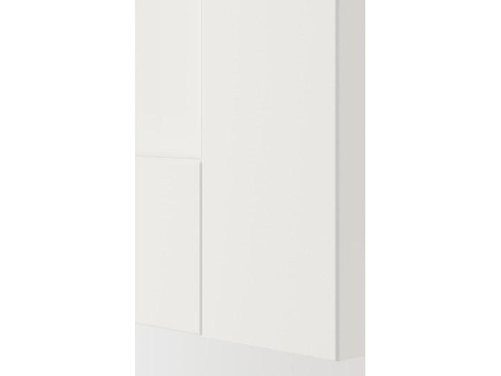 IKEA ENHET Szafka stojąca/3 szuflady, biały/biały rama, 40x62x75 cm Płyta MDF Szafka dolna Kategoria Szafki kuchenne