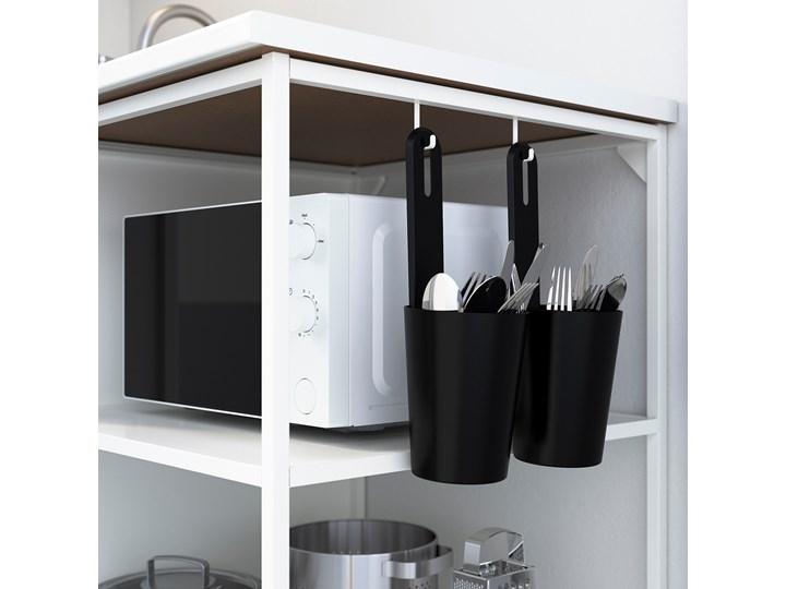 IKEA ENHET Szafka stojąca z półkami, biały, 40x60x75 cm Szafka dolna Kategoria Szafki kuchenne