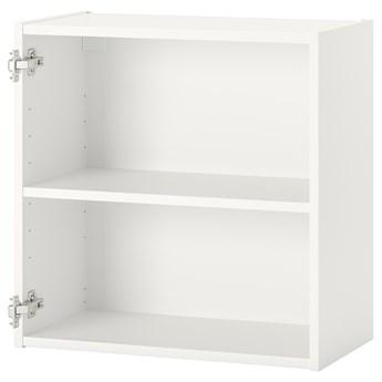 IKEA ENHET Szafka wisząca z w półką, biały, 60x30x60 cm