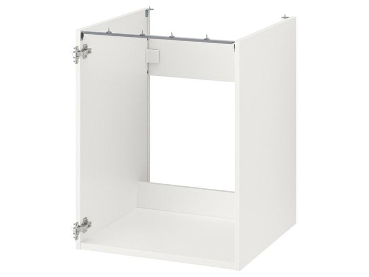IKEA ENHET Szafka zlewozmywakowa, biały, 60x60x75 cm