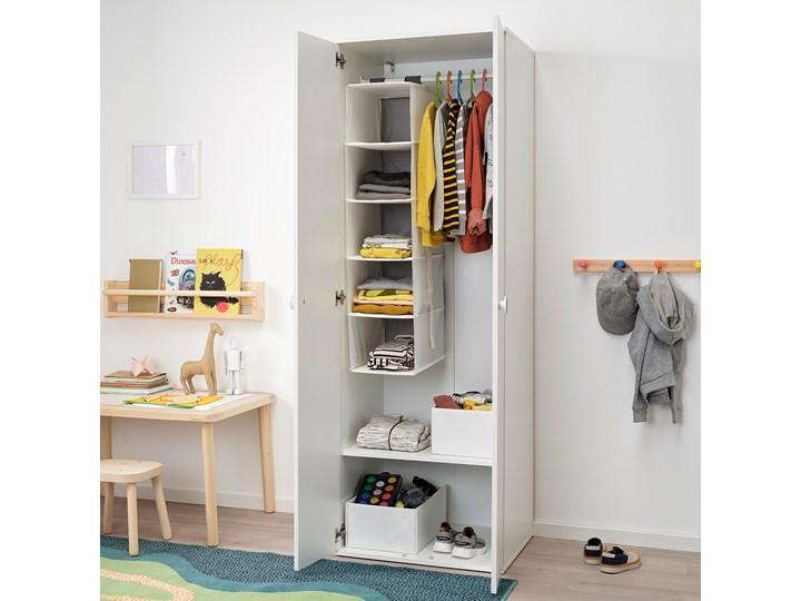 IKEA GODISHUS Szafa, biały, 60x51x178 cm Kategoria Szafy do garderoby