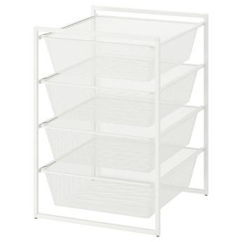 IKEA JONAXEL Regał, biały, 50x51x70 cm