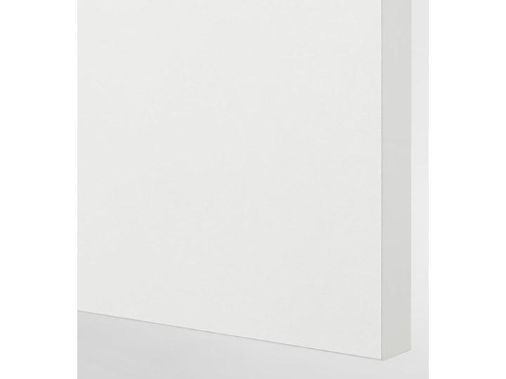 IKEA KNOXHULT Kuchnia narożna, biały, 243x164x220 cm Kategoria Zestawy mebli kuchennych