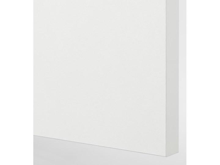 IKEA KNOXHULT Szafka ścienna z drzwiami, biały, 120x75 cm Szafka wisząca Płyta MDF Kategoria Szafki kuchenne