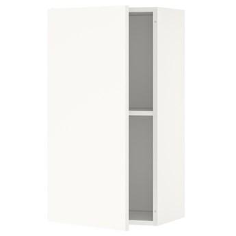 IKEA KNOXHULT Szafka wisząca z drzwiczkami, biały, 40x75 cm