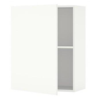 IKEA KNOXHULT Szafka wisząca z drzwiczkami, biały, 60x75 cm