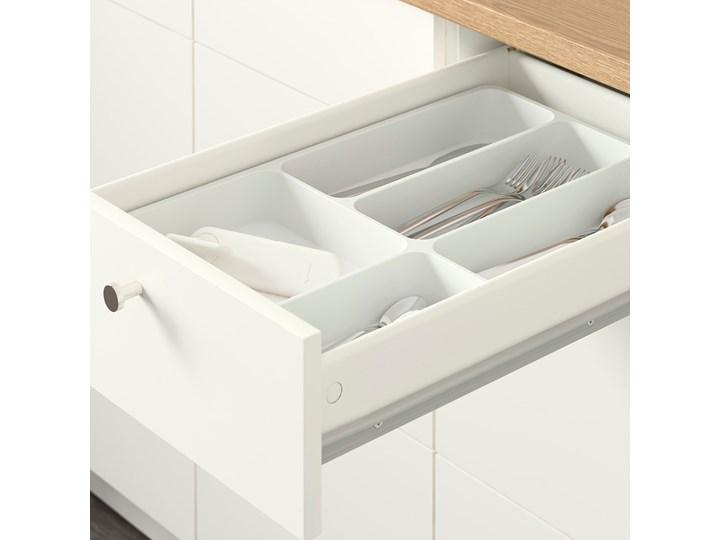 IKEA KNOXHULT Szafka z szufladami, biały, 40 cm Płyta MDF Kategoria Szafki kuchenne Kolor Beżowy