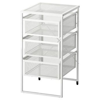 IKEA LENNART Komoda, biały, Szerokość: 30 cm