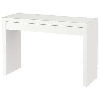 IKEA MALM Toaletka, biały, 120x41 cm