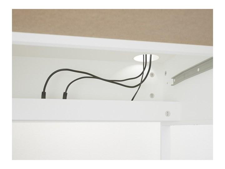 IKEA MICKE Biurko, Biały, 73x50 cm Płyta MDF Szerokość 73 cm Głębokość 73 cm Kategoria Biurka