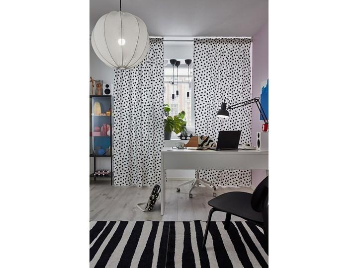 IKEA MICKE Biurko, Biały, 142x50 cm Płyta MDF Biurko tradycyjne Pomieszczenie Pokój nastolatka Szerokość 142 cm Stal Kategoria Biurka