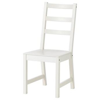 IKEA NORDVIKEN Krzesło, Biały, Przetestowano dla: 110 kg