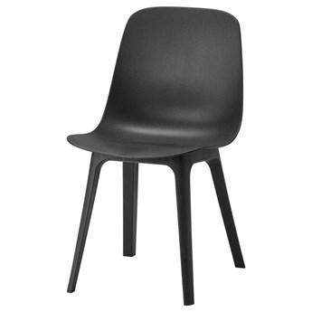 IKEA ODGER Krzesło, Antracyt, Przetestowano dla: 110 kg