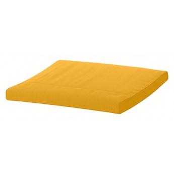 IKEA POÄNG Poduszka podnóżka, Skiftebo żółty, Długość: 53 cm