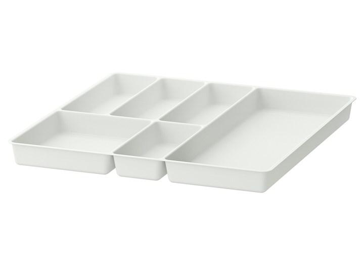 IKEA STÖDJA Tacka/pojemnik na sztućce, biały, 51x50 cm Organizer do szuflady Kategoria