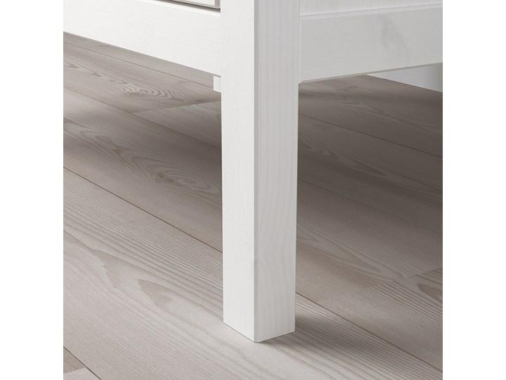 IKEA SUNDVIK Szafa, Biały, 80x50x171 cm Płyta MDF Ilość drzwi Dwudrzwiowe Drewno Pomieszczenie Sypialnia
