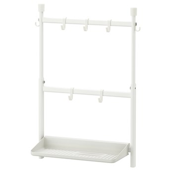 IKEA SUNNERSTA Organizer kuchenny zest, bez wiercenia/ociekarka/haczyk, Szerokość: 45.7 cm