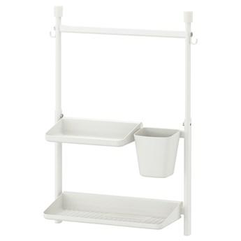 IKEA SUNNERSTA Organizer kuchenny zest, bez wiercenia/półka/ociekarka/pojemnik, Szerokość: 45.7 cm