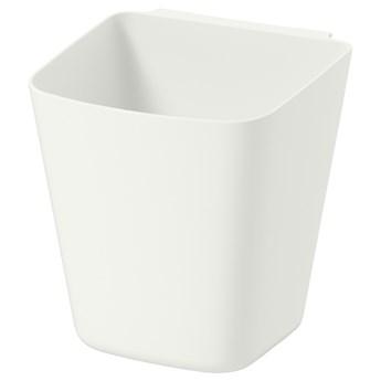 IKEA SUNNERSTA Pojemnik, biały, 12x11 cm