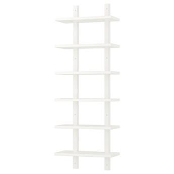 IKEA VÄRDE Półka ścienna, biały, 50x140 cm