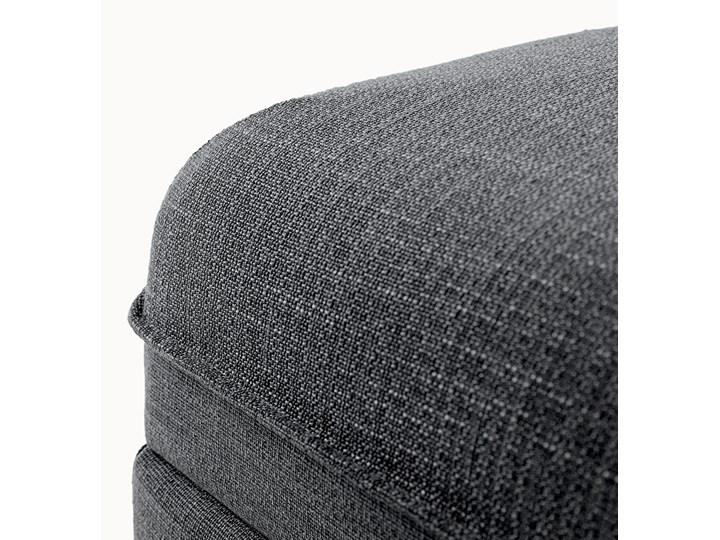 IKEA VALLENTUNA Moduł sofy rozkładanej, Hillared ciemnoszary, Długość łóżka: 200 cm Głębokość 100 cm Modułowe Materiał obicia Tkanina Wielkość Jednoosobowa