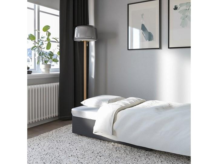 IKEA VALLENTUNA Moduł sofy rozkładanej, Kelinge antracyt, Szerokość: 80 cm Kolor Szary Modułowe Głębokość 100 cm Wielkość Jednoosobowa
