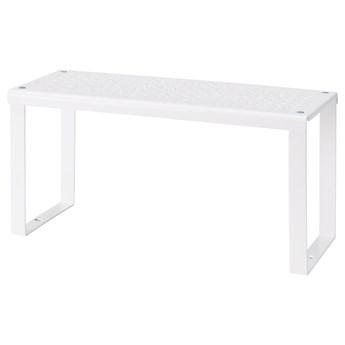 IKEA VARIERA Półka wstawiana, biały, 32x13x16 cm