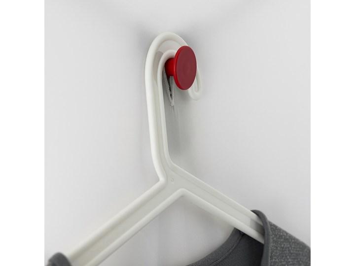 IKEA VUKU Szafa, biały, 74x51x149 cm Tkanina Kategoria Szafy do garderoby Tworzywo sztuczne Pomieszczenie Garderoba