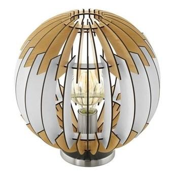 Eglo 32848 - Lampa stołowa OLMERO 1xE27/60W/230V