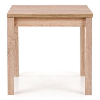 Rozkładany stół minimalistyczny do jadalni Jasny Dąb ALACENA