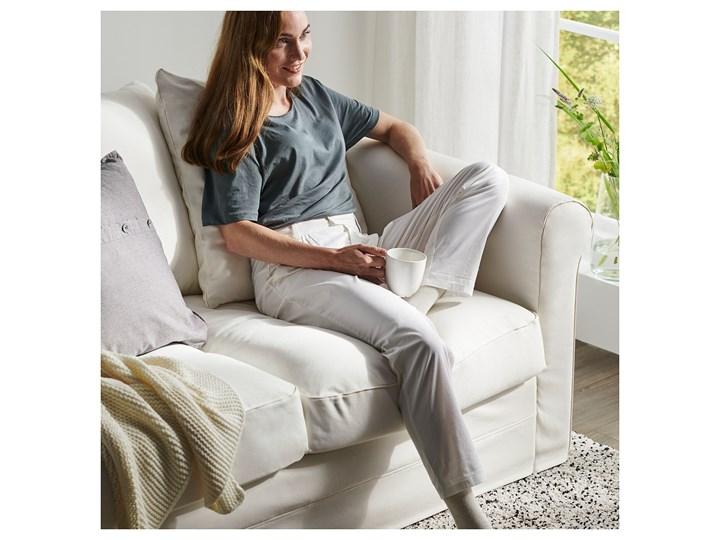 IKEA GRÖNLID Sofa 4-osobowa z szezlongiem, Inseros biały, Wysokość z poduchami oparcia: 104 cm Materiał obicia Tkanina Liczba miejsc Czteroosobowy
