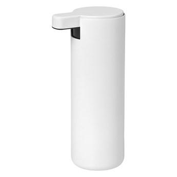 Biały nierdzewny dozownik do mydła Blomus Modo