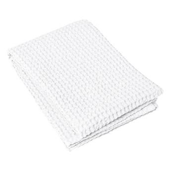 Biały bawełniany ręcznik kąpielowy Blomus, 140x70 cm