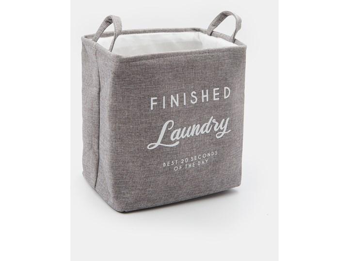 Sinsay - Kosz na pranie - Szary Kategoria