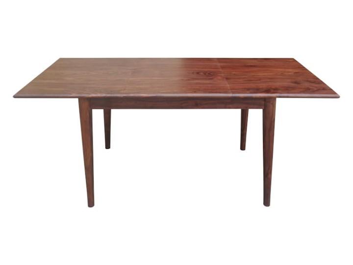 Stół rozkładany MARIAN - 120x80 cm (Karmel) Kamień Długość 120 cm  Drewno Styl Industrialny Kategoria Stoły kuchenne