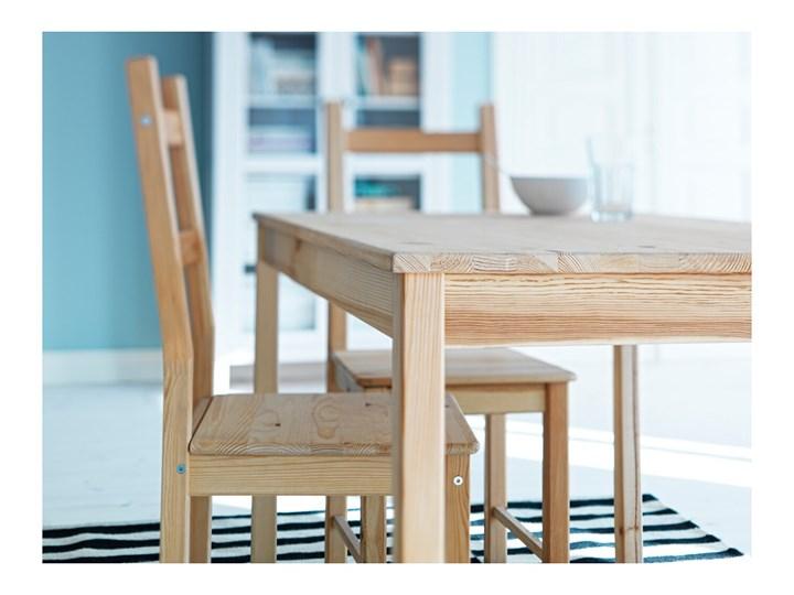 IKEA INGO / IVAR Stół i 4 krzesła, sosna, 120 cm Kategoria Stoły z krzesłami Kolor Beżowy