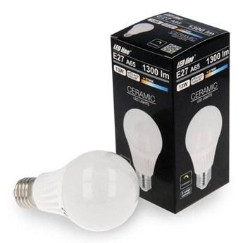 Żarówka LED line® E27 170-250V 13W 1300lm 2700K A65 biała ciepła ściemnialna
