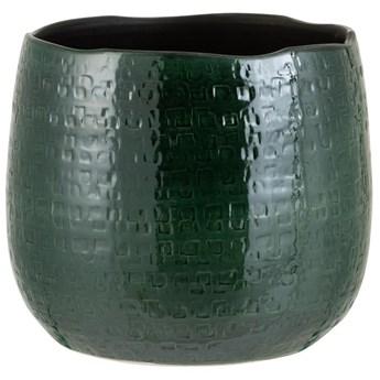 Doniczka Scalamis 27x22 cm zielona