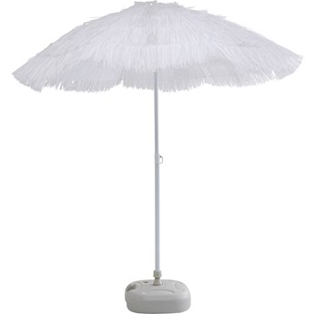 Parasol ogrodowy Hawaii 200 cm biały
