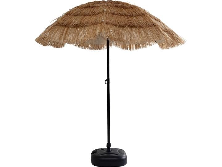 Parasol ogrodowy Hawaii 200 cm naturalny