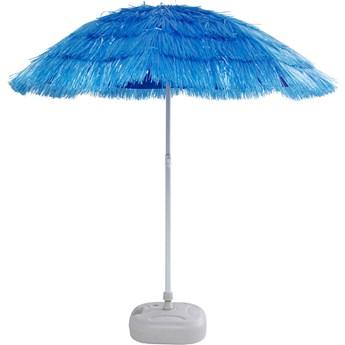 Parasol ogrodowy Hawaii 200 cm niebieski
