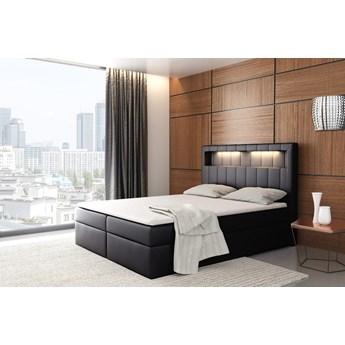 łóżko kontynentalne ASPEN : Powierzchnia spania łóżka - 160x200cm