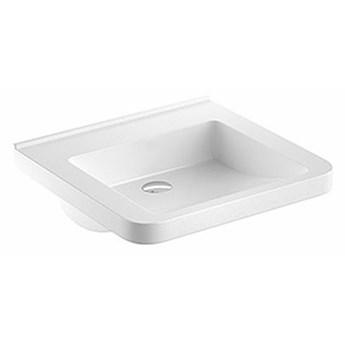 Koło Nova Pro Bez Barier umywalka dla osób niepełnosprawnych 55 cm bez przelewu 501.570.01.1
